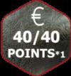 40/40 points - ecart de rémunération